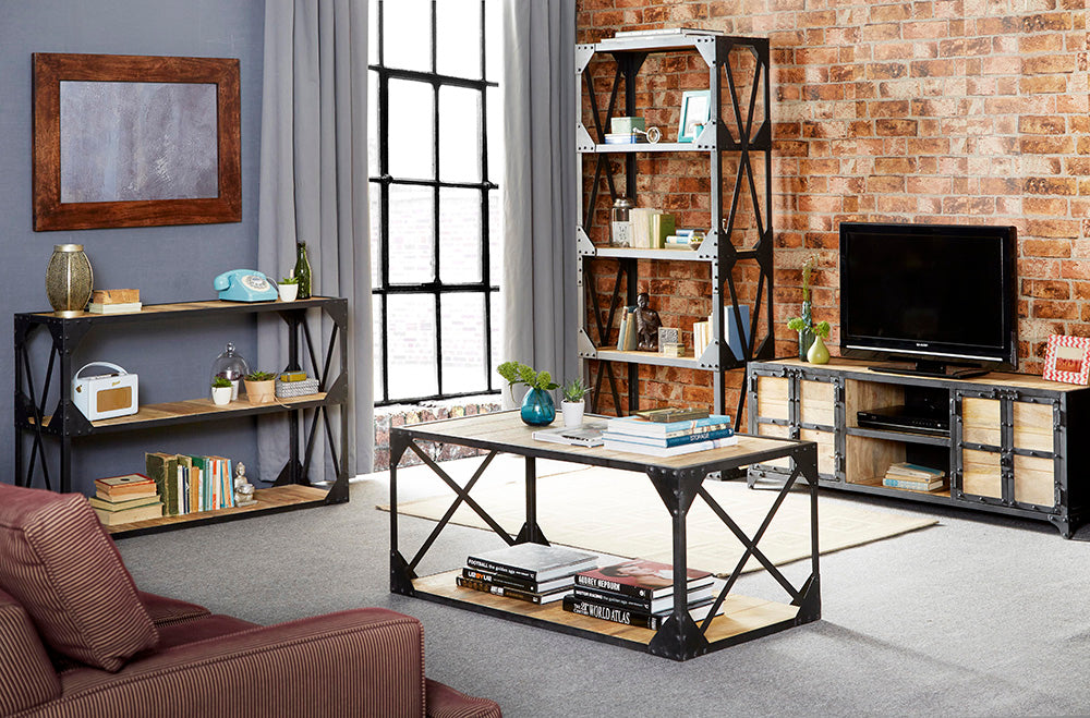 Ascot Industrial Furniture Collection