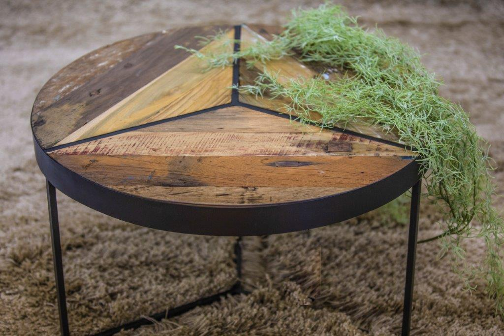 Clovelly Reclaimed Boatwood Furniture