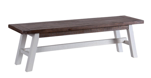 Hamptons Dining Bench 1.6m