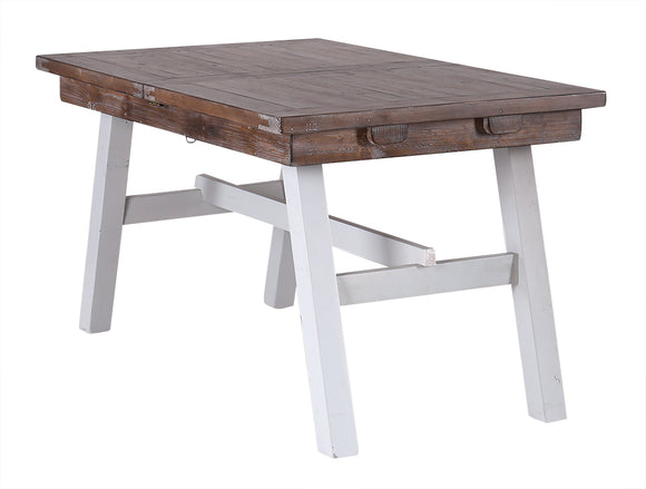 Hamptons Extending Dining Table 1.4 - 1.8m