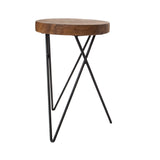Earth Round Stool