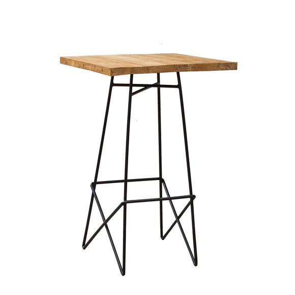 Earth Square Bar Table