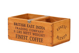 Large Vintage Box - British East India Finest Coffee