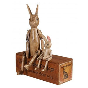 Hennow Hare in a Box