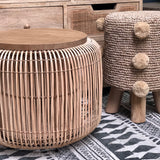 Luxe Lobsterpot Storage Coffee Table