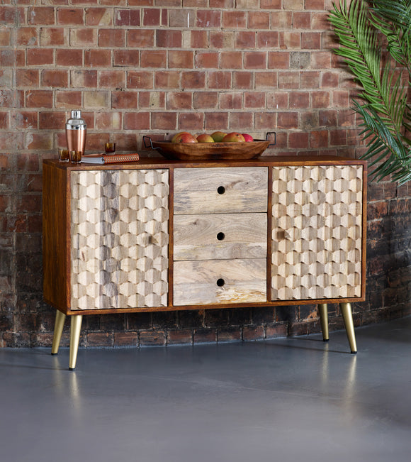 Edison Large Sideboard