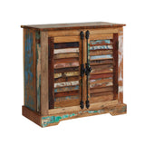 Coastal 2 Door Sideboard Cupboard