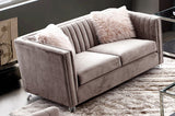 Crawford Mink 2 Seater Sofa