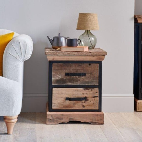 Cosgrove 2 Drawer Side Table