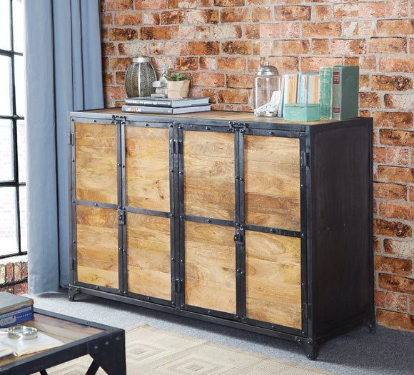 Ascot Large Sideboard - Kate Newington Interiors