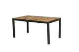 Clovelly Block Extending Table 160/260cm