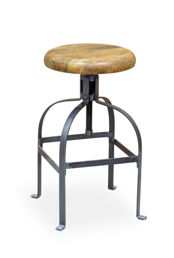The Loft Adjustable Dentist Stool 35cm