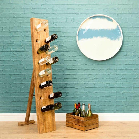 The Loft Wine Bottle Display Rack
