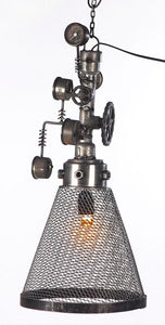 Vintage Funnel Shaped Ceiling Light