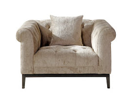 Harlow Tufted Armchair