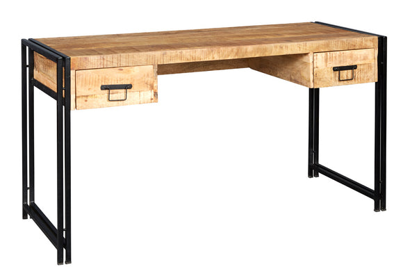 Cosmo Industrial Desk - Kate Newington Interiors