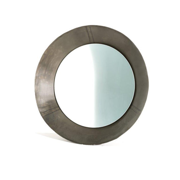 Clovelly Round Mirror