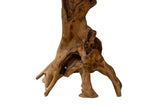 Earth Chunky Teak Root Bar Table