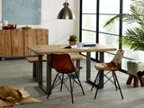 Baltic Live Edge Dining Table 1.5m