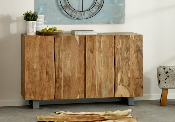 Baltic Live Edge Large Sideboard - Kate Newington Interiors