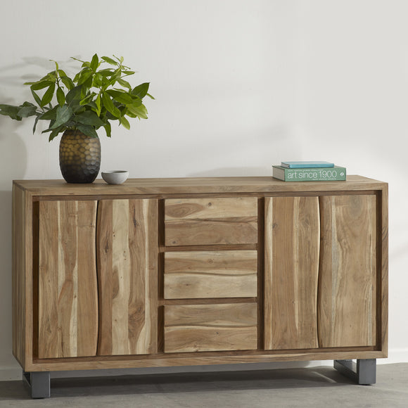 Baltic Live Edge Extra Large Sideboard - Kate Newington Interiors