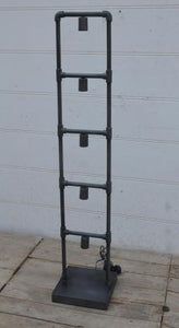 Iron Ladder Style Industrial Floor Lamp