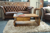 Manchester Lounge Coffee Table with Drawer