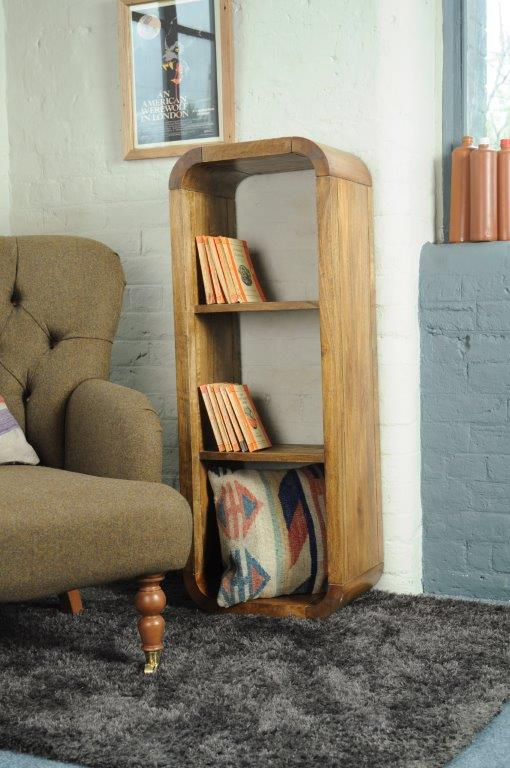 Manchester Lounge Shelf Unit