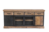Cosgrove Large  4 Drawer 4 Door Sideboard