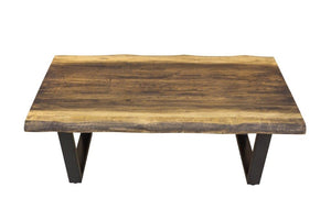 Kensington Live Edge Coffee Table