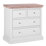 Rosa 4 Drawer Chest