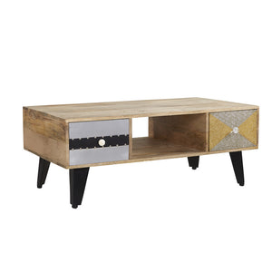 Sorio 2 Drawer Coffee Table