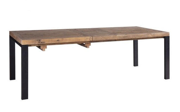 Urban Loft Large Extension Dining Table