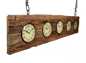 Timber World Time Clock