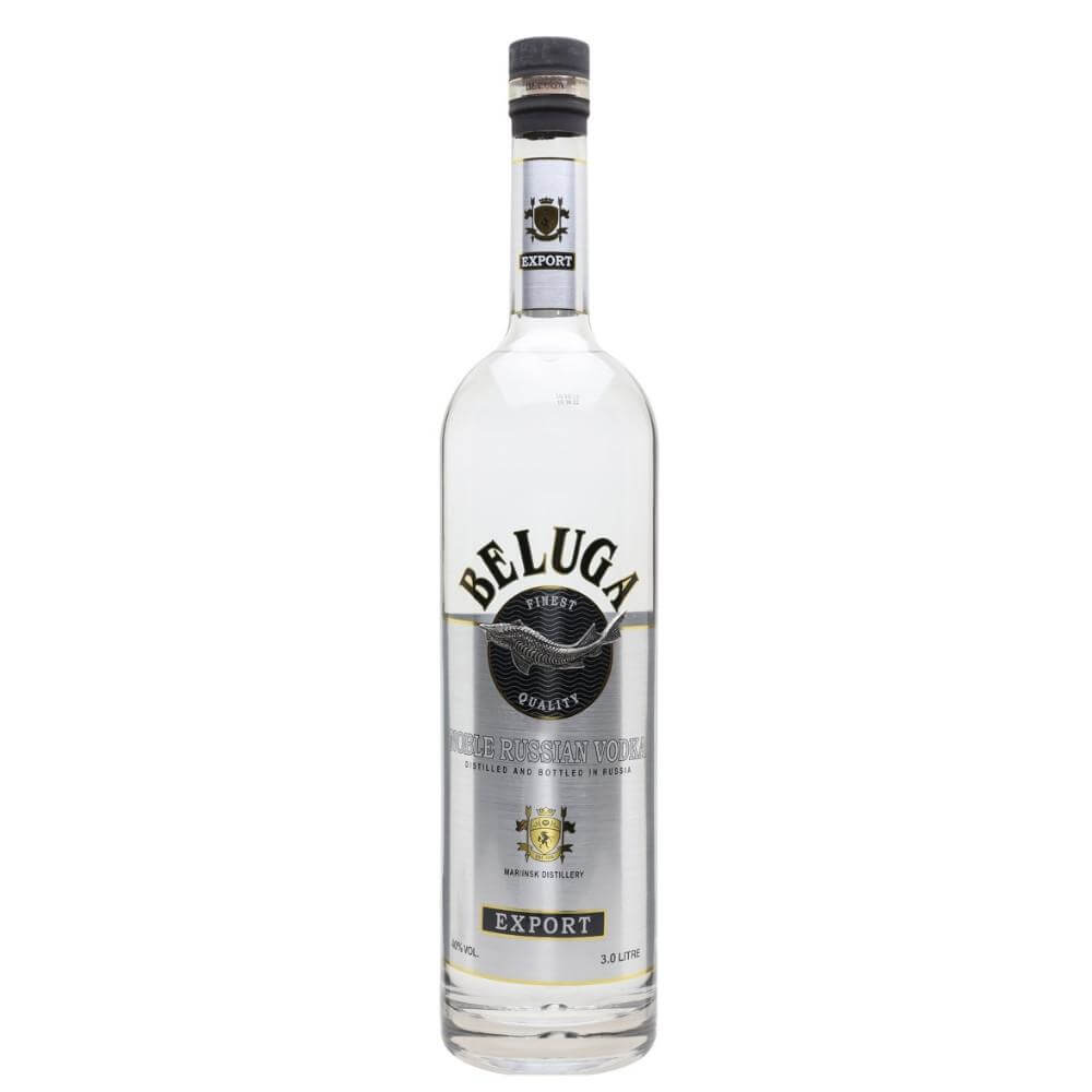 Beluga Noble Russian Vodka Double Magnum