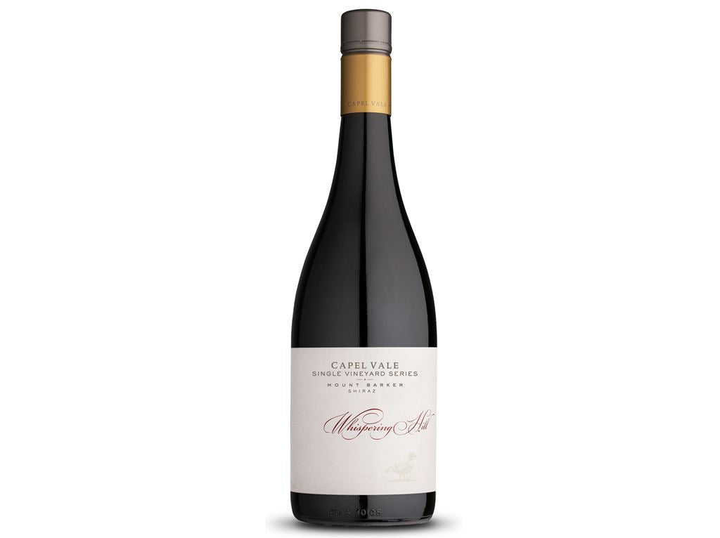 "Capel Vale ""Whispering Hill"" Mt Barker Shiraz 2018"