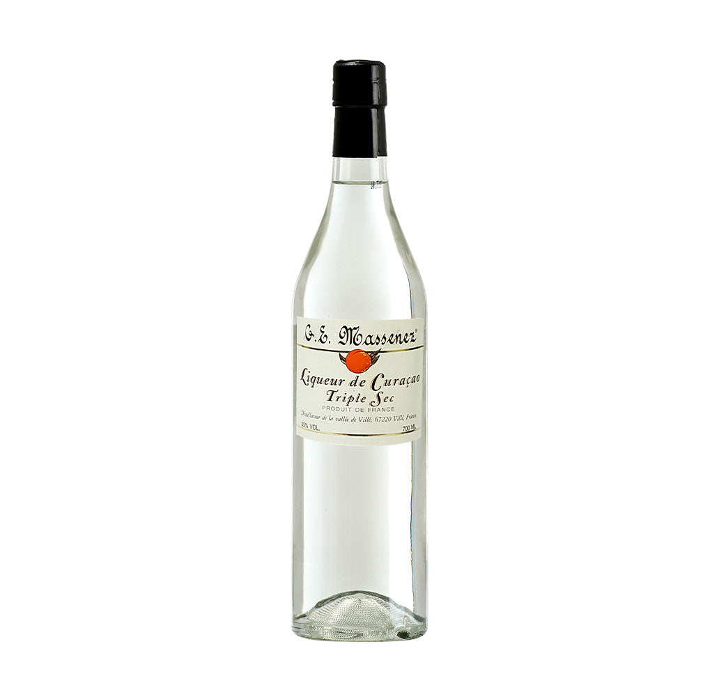 Massenez Liqueur De Curacao Triple Sec (Orange)