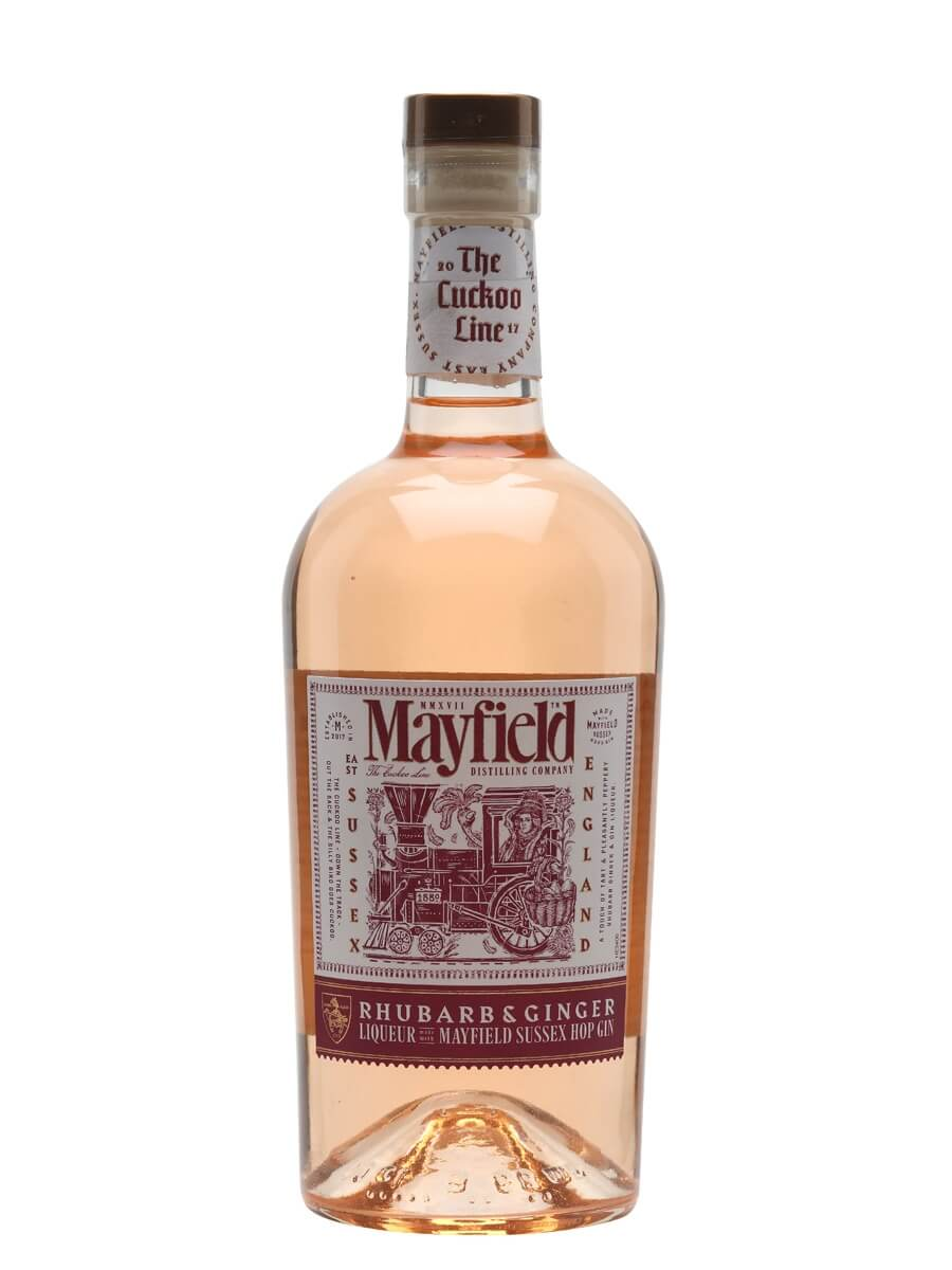 Mayfield Ginger & Rhubard Liqueur
