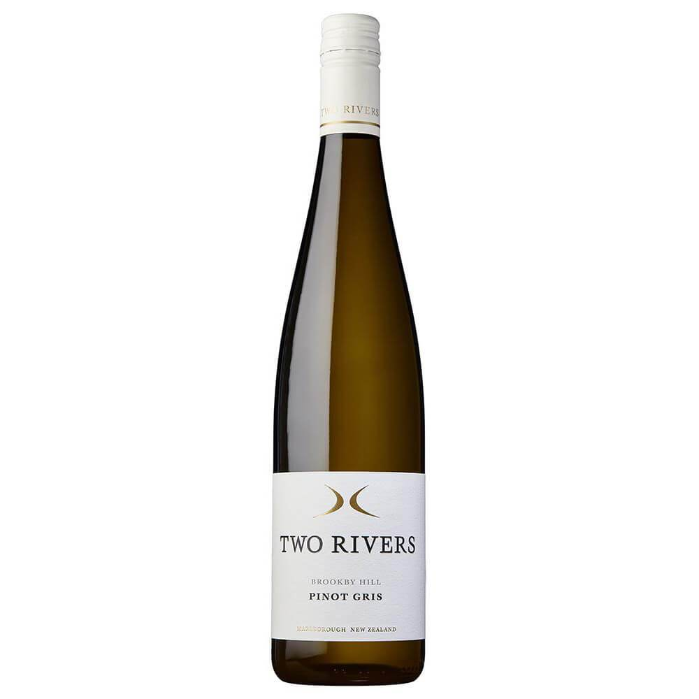 Two Rivers Pinot Gris Brookby Hill 2018