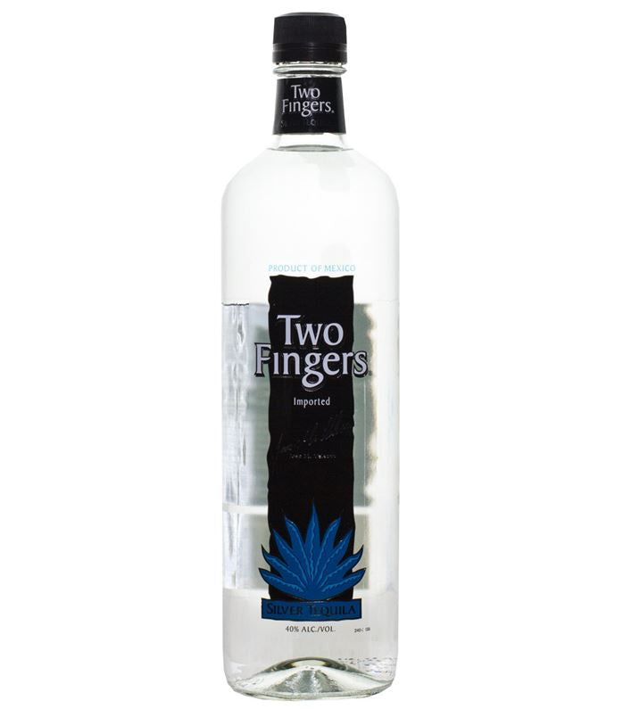 Two Fingers White Tequila