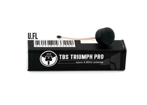 ⚡️Buy Team BlackSheep TBS Triumph Pro U.FL 5.8GHz FPV Antenna - www.kingquad.shop
