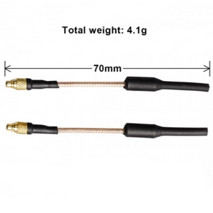 ⚡️Buy MMCX Whip Liner/Dipole Antenna 5.8ghz (x2) - www.kingquad.shop