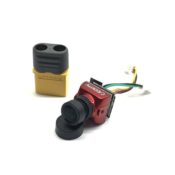 ⚡️Buy Caddx Baby Ratel 14mm Nano 1200TVL 1.8MM FPV Camera (Red) - www.kingquad.shop