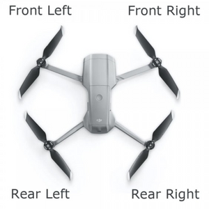 ⚡️Buy DJI Mavic Air 2 Replacement Arm With Motor - www.kingquad.shop