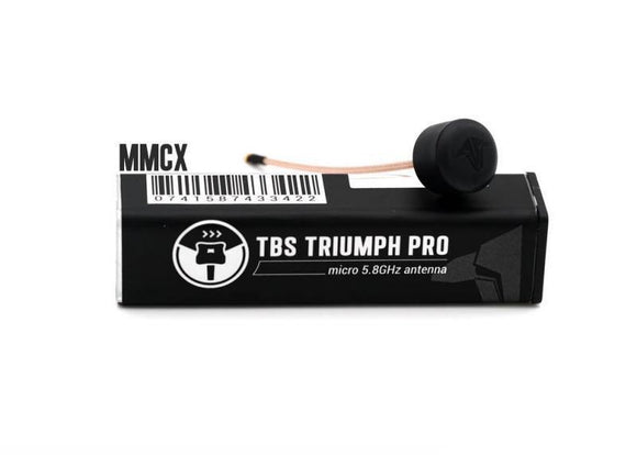 ⚡️Buy Team BlackSheep TBS Triumph Pro (MMCX) 5.8GHz FPV Antenna - www.kingquad.shop