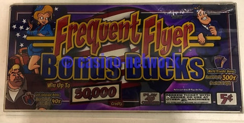 IGT Frequent Flyer Bonus Bucks 17 Inch
