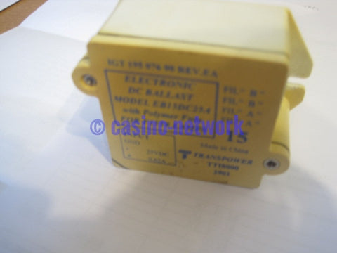 IGT S-2000 Light Ballast (used)