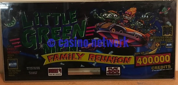 IGT Little Green Men Family Reunion 19 Inch