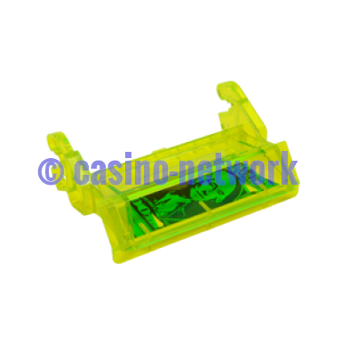 MEI CASHFLOW SC66 BILL VALIDATOR BEZEL FOR IGT - GREEN
