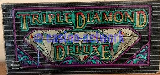 IGT Triple Diamond Deluxe Belly